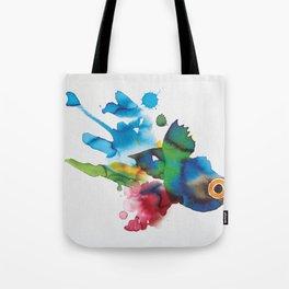 COLORFUL FISH 2 Tote Bag