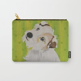 Little Dog Maja Carry-All Pouch