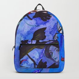 Ravenwitch - Shades of Blue Backpack
