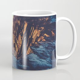 Edinburgh Winter Sunset Coffee Mug