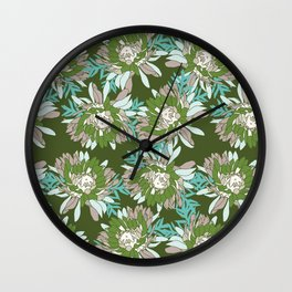 Armful of Joy Wall Clock