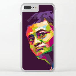 Jack Ma Quotes Clear iPhone Case