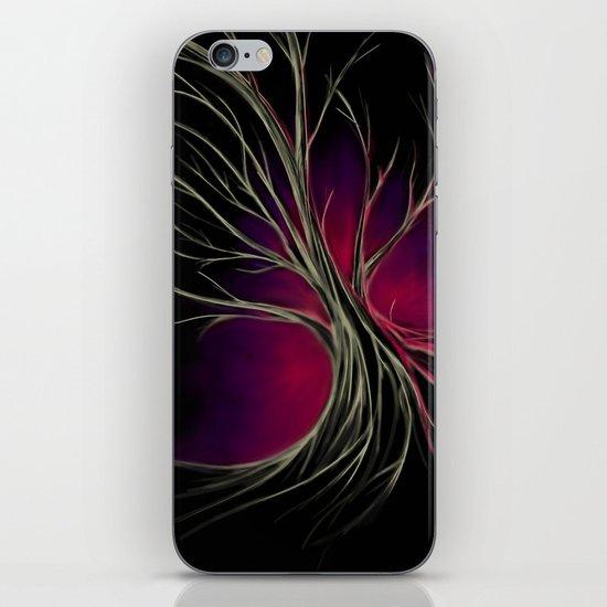 Fallen Tree iPhone & iPod Skin