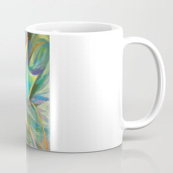 Succulent  Flower Mug