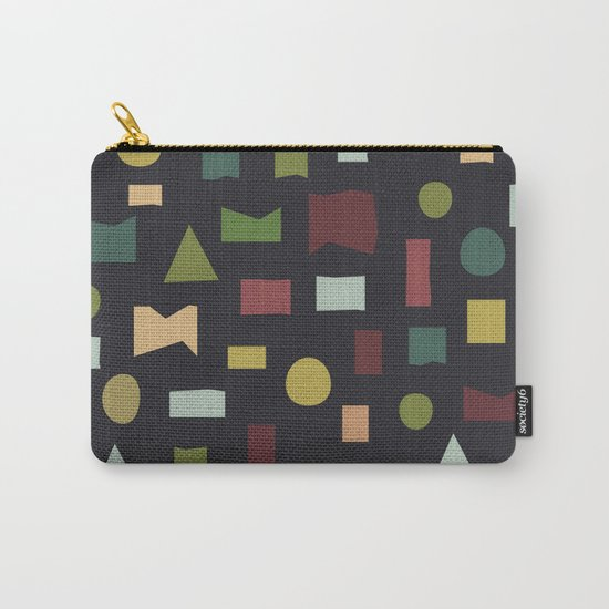 The Pattern Gets Worse II Carry-All Pouch