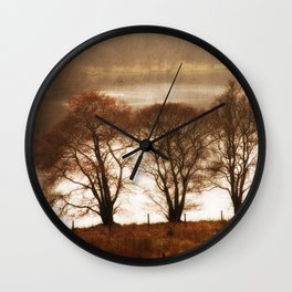 In the Distant Past Wall Clock