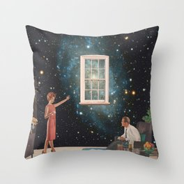 DARLING, I REDECORATED  Throw Pillow