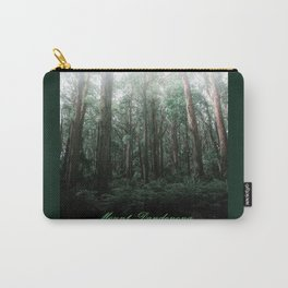 Mount Dandenong, Victoria Carry-All Pouch