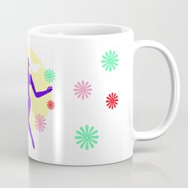 The dancer II Coffee Mug