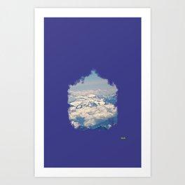 zirve Art Print