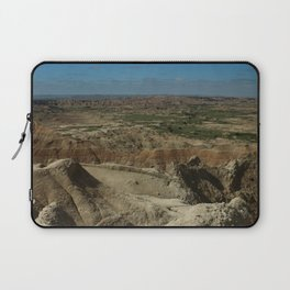 Amazing Badlands Overview Laptop Sleeve
