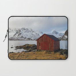 The red shed Laptop Sleeve
