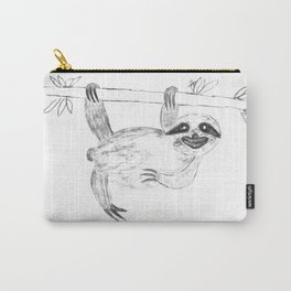 Maya's Sloth Carry-All Pouch