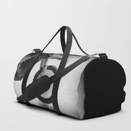 Motocross Dirt-Bike Racer Duffle Bag