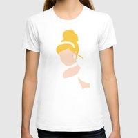 cinderella T-shirts featuring Cinderella by Ese51