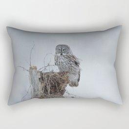Gloomy Sunday Rectangular Pillow