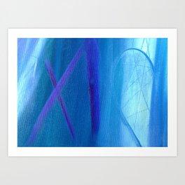 X Love Art Print