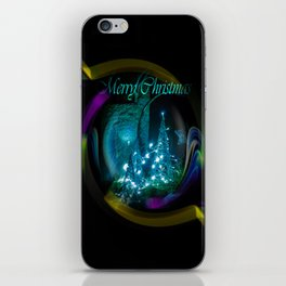 Merry Christmas 2 iPhone Skin