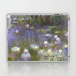 Water Lilies - Monet Laptop & iPad Skin