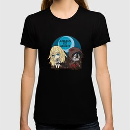 Rachel and Zack - Angels Of Death T-shirt
