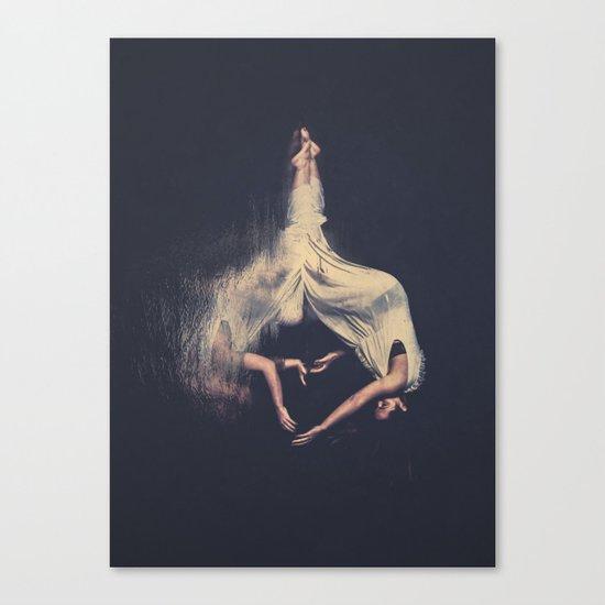 weird daze Canvas Print