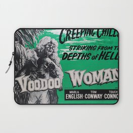 Voodoo Woman Laptop Sleeve