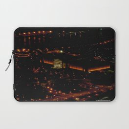 Chicago's Field Museum: A Bird's Eye View (Chicago Architecture Collection) Laptop Sleeve