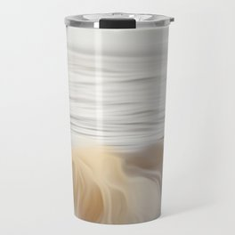 Gormley Statue (Digital Art) Travel Mug