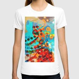arabic lins T-shirt