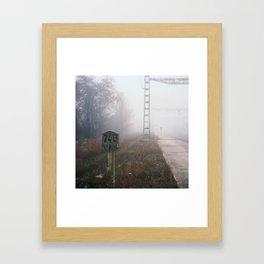 Cervera, 2013 Framed Art Print