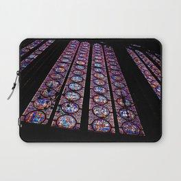 le verre coloré Laptop Sleeve