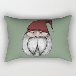 Christmas Gnome Rectangular Pillow