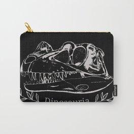 vintage dinosaur university logo Carry-All Pouch