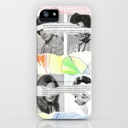 Early education iPhone Case