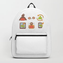 Cyber Monday Hackers Backpack