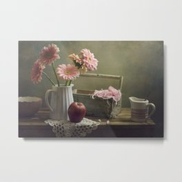 In the spring mood Metal Print