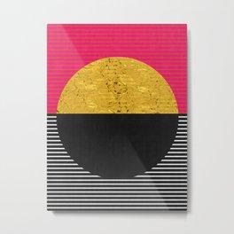 Abstract 04 Metal Print