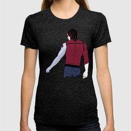 Can you move your seat up? T-shirt