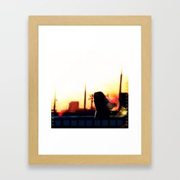 Belarusian Framed Art Print