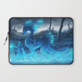Searching for Survivors Laptop Sleeve