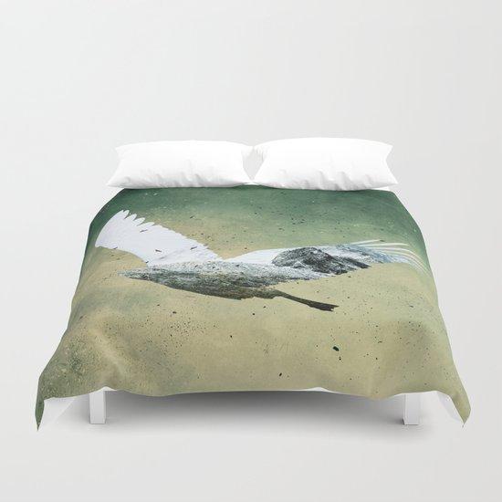 free bird Duvet Cover