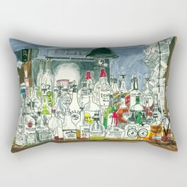 The Locals Rectangular Pillow