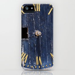 Time On My Hands iPhone Case