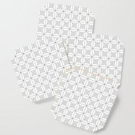 Tile Pattern 001 Coaster