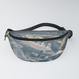Salvage Airplanes - circa WWIIpsd - 66 of 479 Fanny Pack