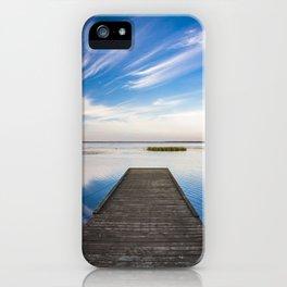 Baltic sea, Estonia iPhone Case