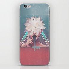 dark flower iPhone & iPod Skin