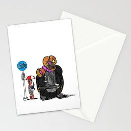"My Nemesis ""T""-toro! Stationery Cards"