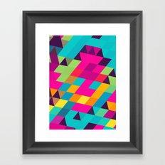 Zion Framed Art Print