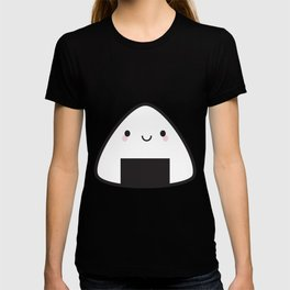 Kawaii Onigiri Rice Ball T-shirt